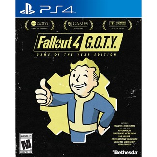 Fallout 4: Game of the Year Edition - PlayStation 4