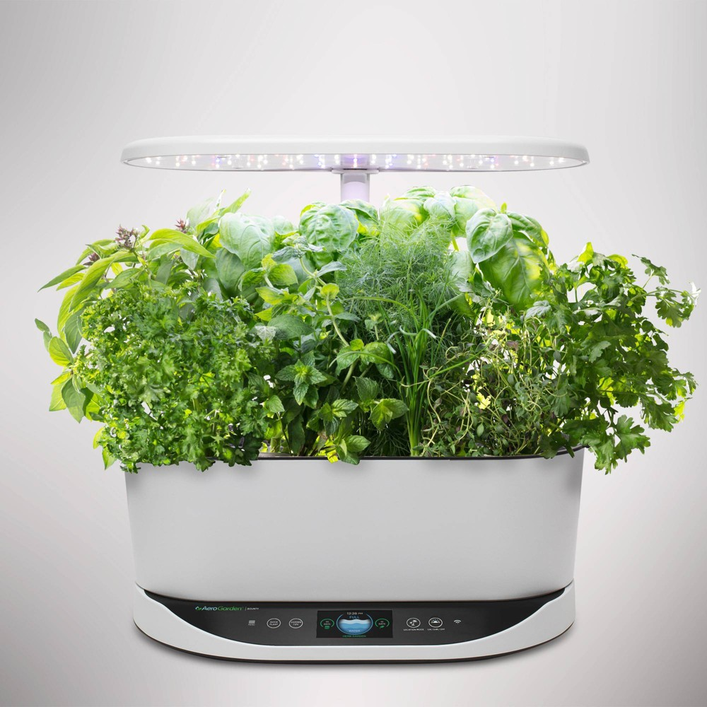 Image of Bounty Planter Set White- Aerogarden