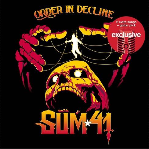Sum 41 - Order in Decline ( Target Exclusive , CD ) - image 1 of 1