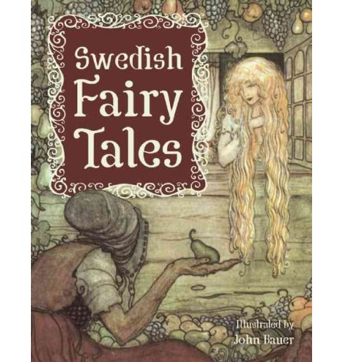 Swedish Fairy Tales (Reprint) (Paperback) - image 1 of 1
