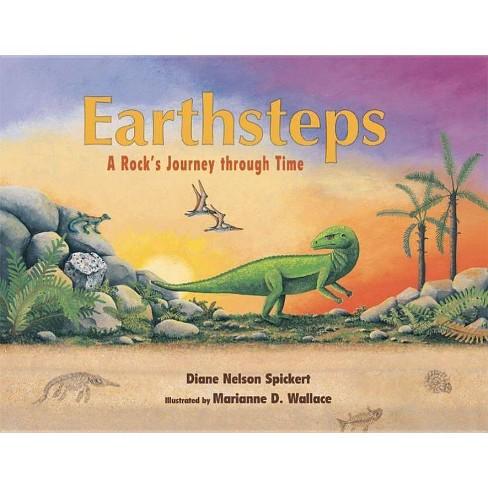 Earthsteps - by  Diane Nelson Spickert (Paperback) - image 1 of 1