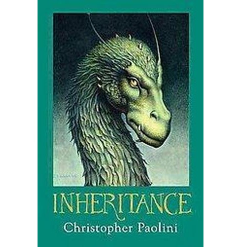 Inheritance ( Inheritance Cycle) (Hardcover) - image 1 of 1