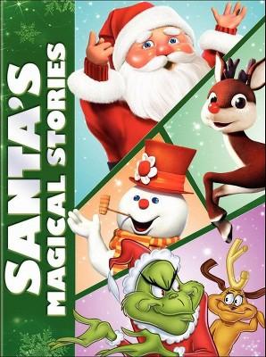 Santa's Magical Stories (DVD)