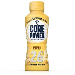 Core Power Banana Protein Drink - 14 fl oz Bottle
