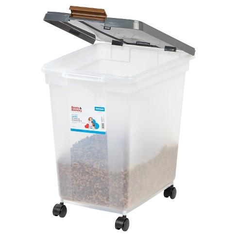 Dog Feeding Storage 50 lb - Boots & Barkley™