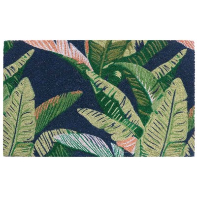Doormat Banana Leaf - Threshold™
