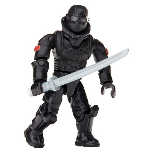 Mega Bloks Teenage Mutant Ninja Turtles Movie Katana Foot Soldier Figure - image 1 of 5