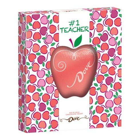 Dove Solid Milk Chocolate Valentines Day Teacher Gift 4oz Target