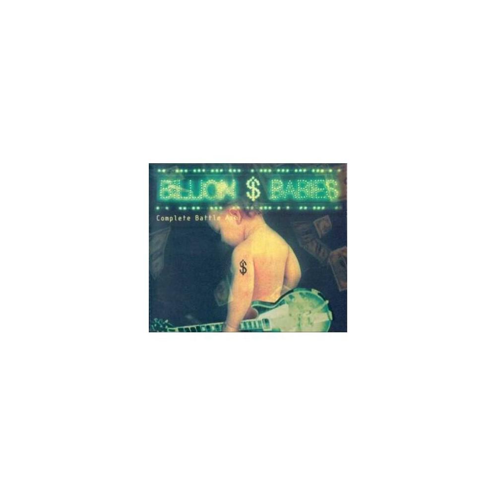 Billion Dollar Babie - First Ever Live Show Flint 1977 (CD)