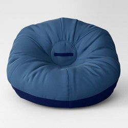 "Jumbo 40"" Two-Tone Removable Cover Bean Bag - Pillowfort™"