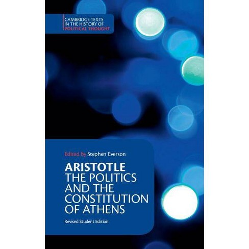Aristotle: The Politics and the Constitution of Athens - 2 Edition (Paperback) - image 1 of 1