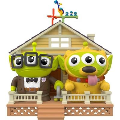 Disney Pixar Alien Remix Carl & Dug's New Home Playset