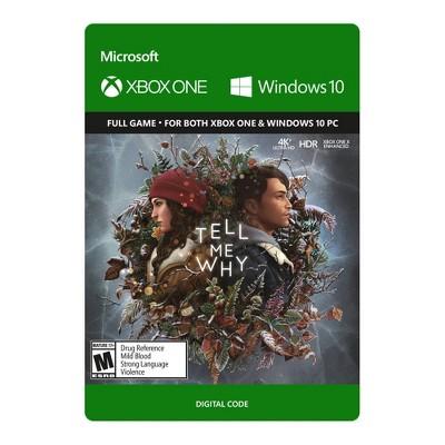Tell Me Why - Xbox One (Digital)
