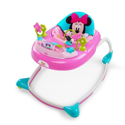Disney Baby Minnie Mouse PeekABoo Walker - Pink