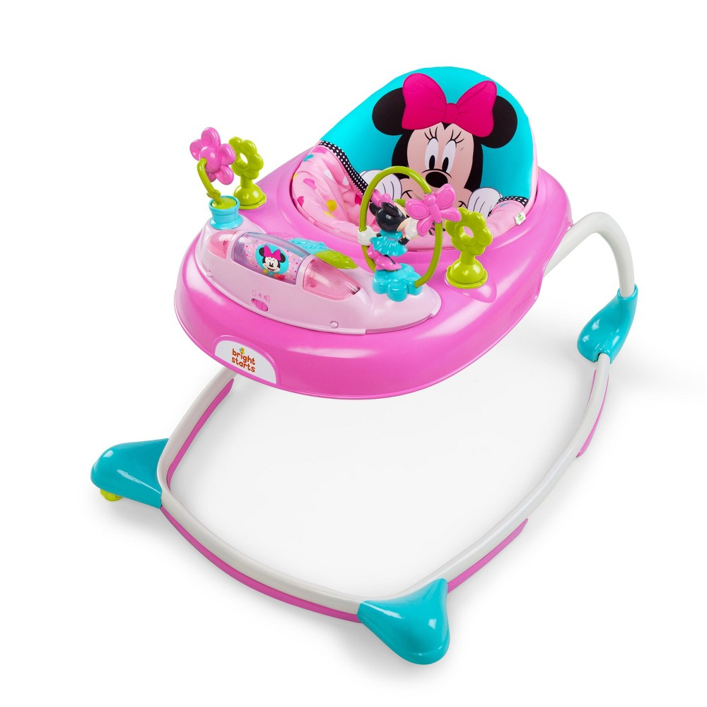 Image of Disney Baby Minnie Mouse PeekABoo Walker - Pink