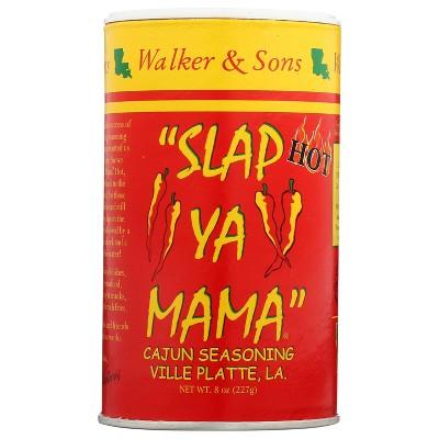 Slap Ya Mama Seasoning Hot - 8oz