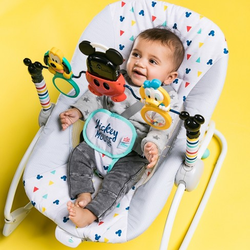 Disney Baby Mickey Mouse Take Along Songs Infant To Toddler Rocker Target