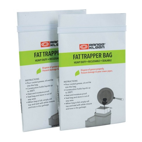 Range Kleen Fat Trapper Refill Bags 10-pk. - image 1 of 3
