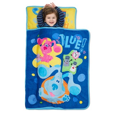 Toddler Blue's Clues Lounge Nap Pad