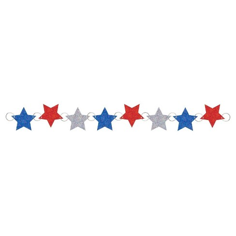 Ring Garland - Patriotic - image 1 of 1