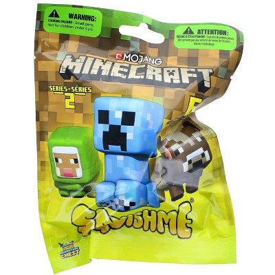 Just Toys Minecraft Series 2 SquishMe Toy | One Random