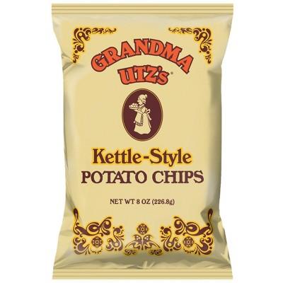 Utz Grandma Handcooked Potato Chips - 8oz