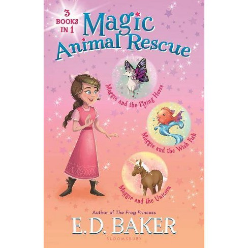 Magic Animal Rescue Bind-Up Books 1-3 - by  E D Baker (Hardcover) - image 1 of 1