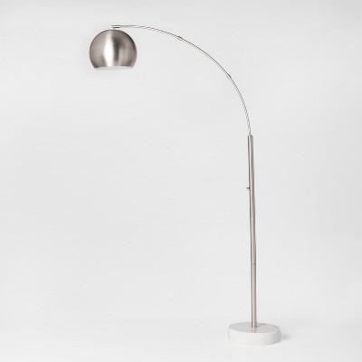 Span Single Head Metal Globe Floor Lamp - Project 62™