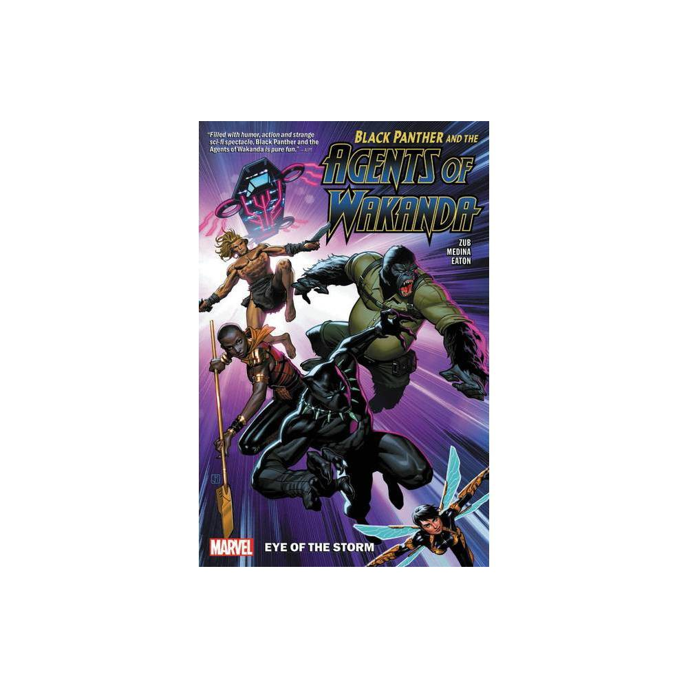 Black Panther And The Agents Of Wakanda Vol 1 Paperback