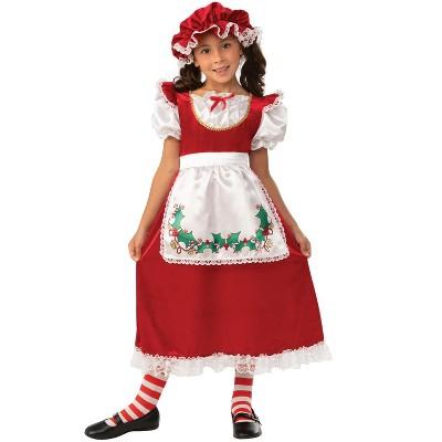 Rubie's Mrs. Santa Claus Child Costume