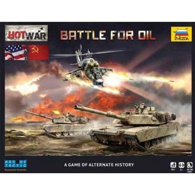Battle for Oil Board Game