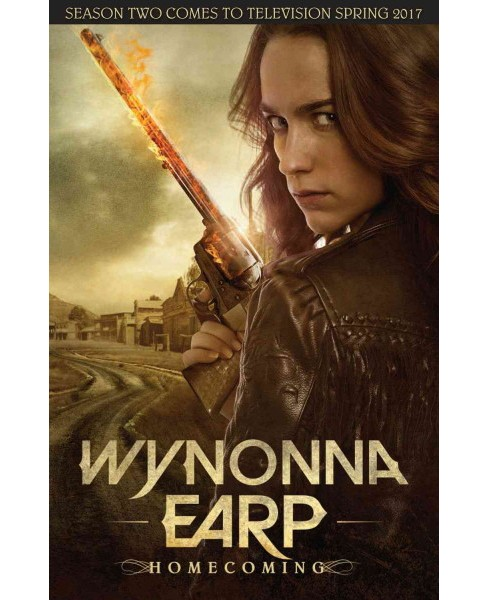 Wynonna Earp 1 : Homecoming (Paperback) (Beau Smith) - image 1 of 1