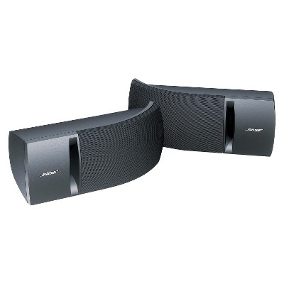 Bose® 161 Indoor Speaker System - Black (27027)