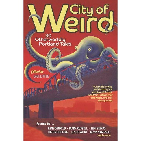 City of Weird - (Paperback) - image 1 of 1
