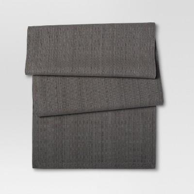 Gray Table Runner - Threshold™