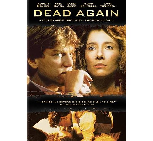Dead Again (DVD) - image 1 of 1