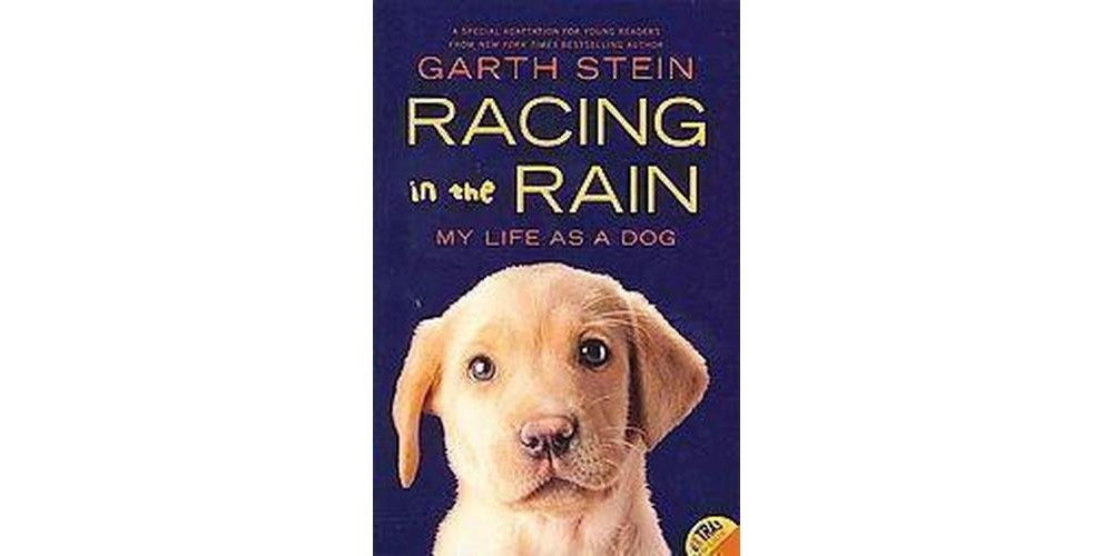 Earth Racing in the Rain (Paperback) by Garth Stein