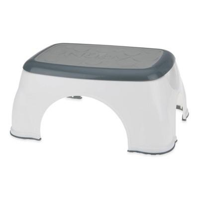 Nuby Toilet Step Stool - Gray