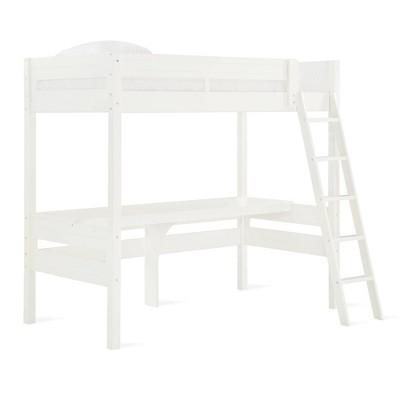 Harlan Loft Bed White - Dorel Living