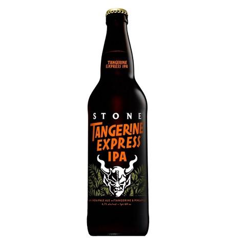 Stone Tangerine Express IPA Beer - 22 fl oz Bottle - image 1 of 1