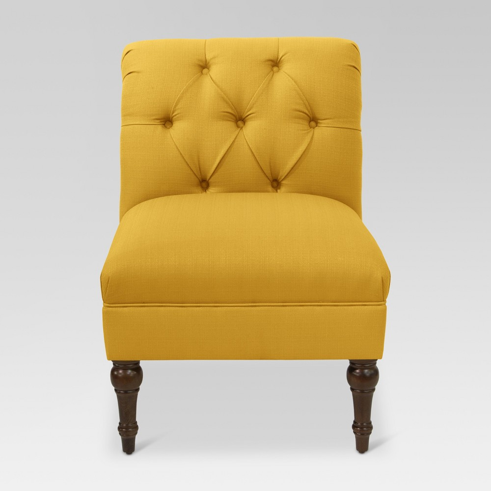 Arched Back Chair - Sterling French Yellow - Threshold