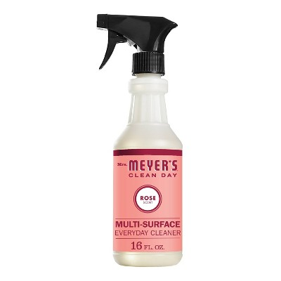 Mrs. Meyer's Clean Day Rose Multi surface Cleaner - 16 fl oz