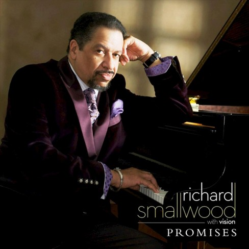 Richard Smallwood/Vision - Promises (CD) - image 1 of 1