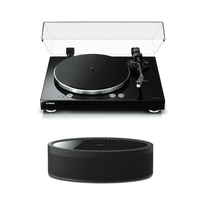Yamaha MusicCast Vinyl 500 Turntable with MusicCast 50 Wireless Speaker