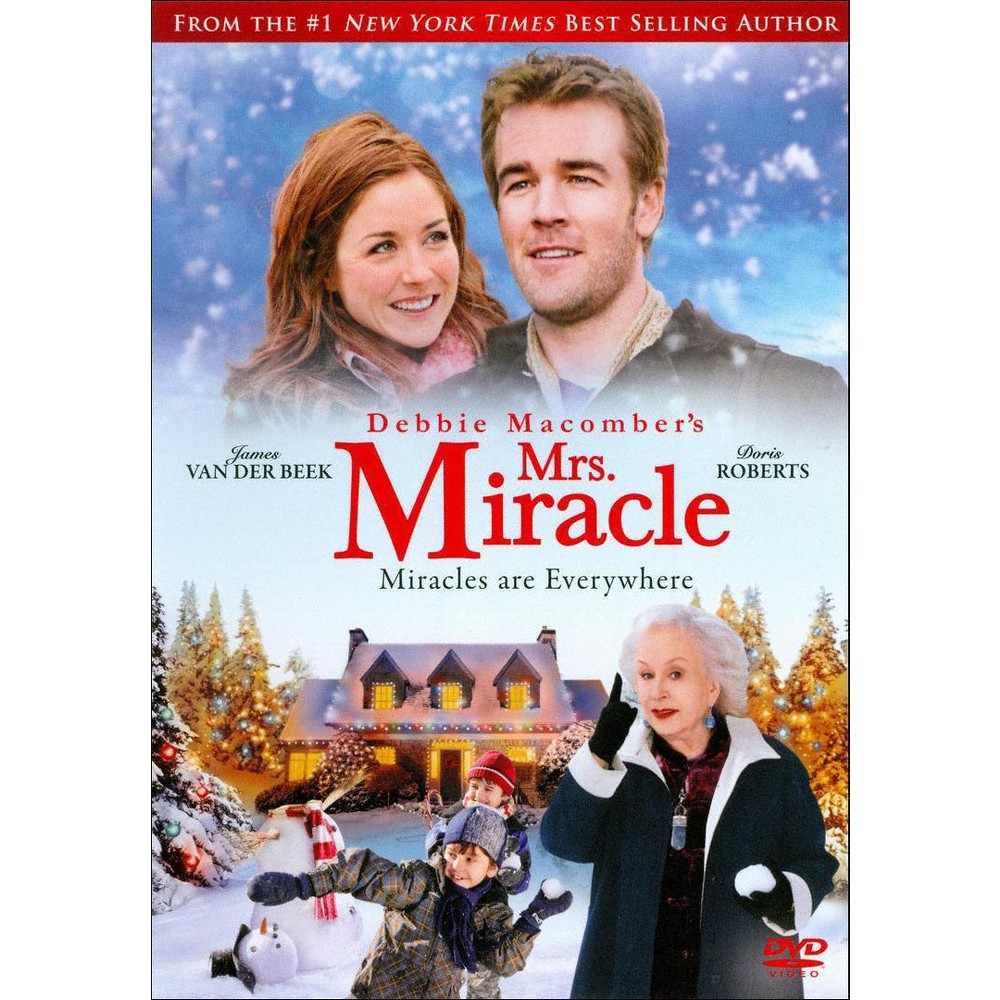 Mrs Miracle (Dvd), Movies