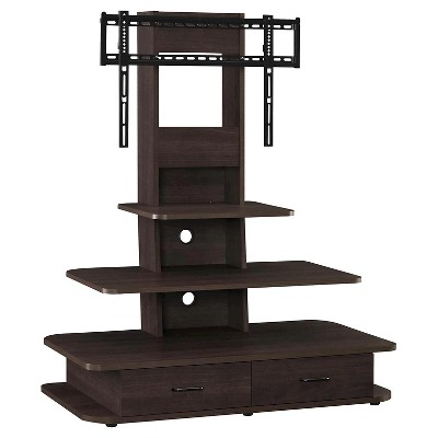 """Solar TV Stand for TVs up to 70"""" with Mount and Drawers - Room & Joy"""