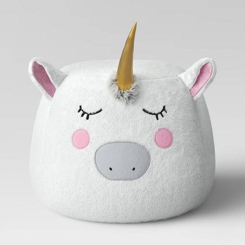 Character Pouf Unicorn - Pillowfort™ - image 1 of 4