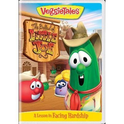 Veggie Tales: The Ballad Of Little Joe (DVD)(2019)