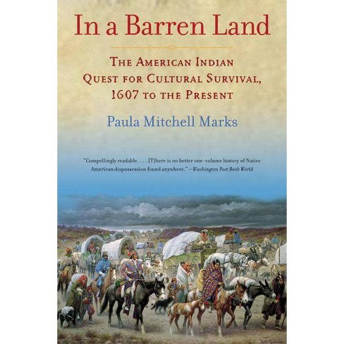In a Barren Land - by  Paula M Marks (Paperback) - image 1 of 1