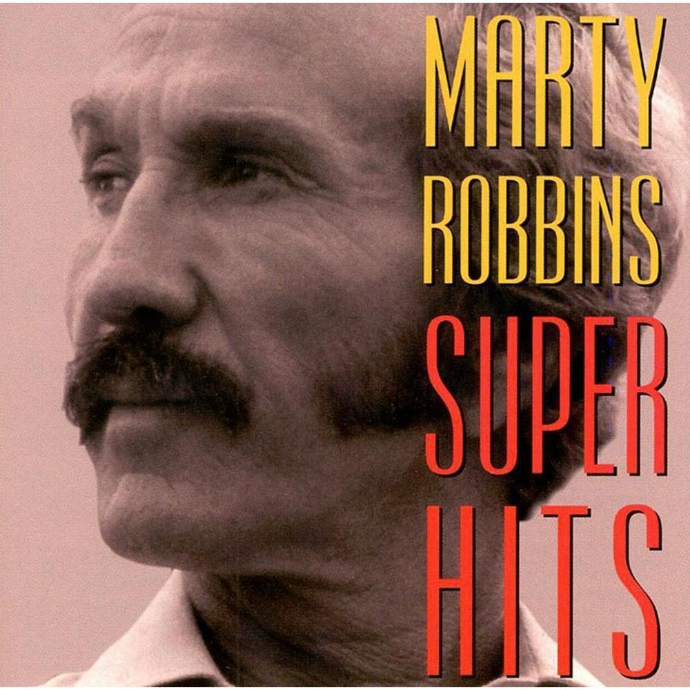 Marty robbins - Super hits:Marty robbins (CD)